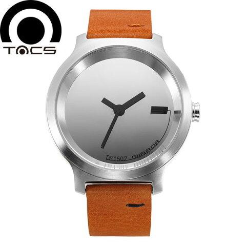【500円OFFクーポン対象】タックス[TACS]TEA TIME MIRROR TS1502B鏡 ミラー 3Dインデックスシンプル メンズ レディース【腕時計 時計】【ギフト プレゼント】
