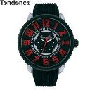 テンデンス ショッピングローン無金利対象品テンデンス[TENDENCE] フラッシュ[FLASH] TY531001 LEDバックライト メンズ・レディース500本限定【腕時計 時計】【ギフト プレゼント】