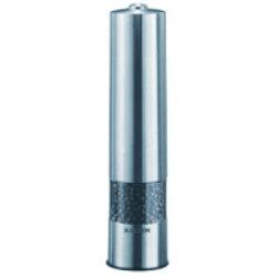 SALTER電動ペッパーミル[7502]シルバー