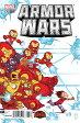 サマーセール(アメコミ) ARMOR WARS #1<スコッティ・ヤング バリアントカバー>