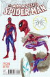 AMAZING SPIDER-MAN #1<バリアントカバー>