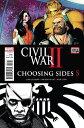 楽天AMERICAN COMICS&FIGURES ギルドサマーセール(アメコミ) CIVIL WAR II CHOOSING SIDES #5 (OF 6)