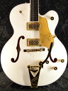 Gretsch G6136T-WHT Players Edition Falcon -White- 新品[グレッチ][ホワイトファルコン][Bigsby,ビグスビー][白][Electric Guitar,エ..