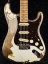 【限定1本製作】momose MST-Premium/ALD WH-Heavy Relic 新品[モモセ,百瀬][国産][White,ホワイト,白][Stratocaster,ストラトキャスタータイプ][Electric Guitar,エレキギター]