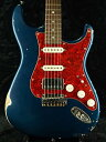 【限定生産1本のみ!!】momose MC-MV/NJ-SP 20R DLPB Relic 新品[モモセ,百瀬][国産][Aged,レリック,エイジド][Metalic Blue,メタリックブルー,青][Stratocaster,ストラトキャスタータイプ][Electric Guitar,エレキギター]