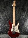 Schecter EX-V-24 CTM FRT 4A Grade -BKCH- 新品 レッド[シェクター][Stratocaster,ストラトキャスタータイプ][Red,赤][Electric Guita..