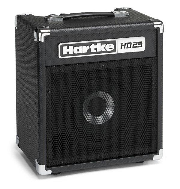 【25W】Hartke HD25 新品 ベースアンプ[ハートキー][HD-25][Bass Combo Amplifier,コンボ] エントリー不要!!新品全品ポイント6倍!!6/16まで!!