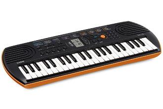 凱西歐 SA-76 全新 44 關鍵迷你鍵盤 [凱西歐],[SA76,44 關鍵迷你鍵盤] [家庭鍵盤、 家庭、 家庭鍵盤]