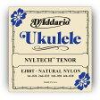 D'Addario EJ88T Nyltech テナーウクレレ弦セット[ダダリオ][EJ-88T][Nylon,ナイロン弦][Tenor Ukulele][String]