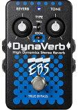 EBS DynaVerb 新品 リバーブ[ダイナバーブ,Reverb][Bass,ベース用][Effector,エフェクター]