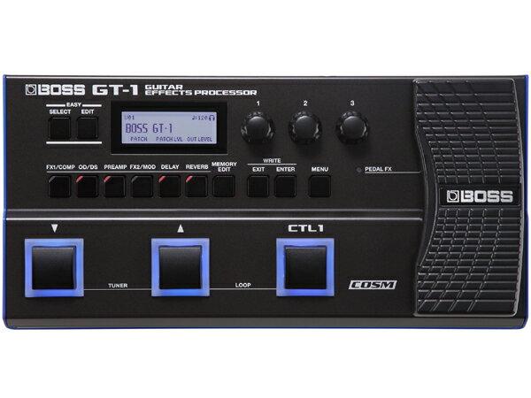 BOSS GT-1 新品 Guitar Multiple Effects[ボス][GT1][Multi Effector,マルチエフェクター]