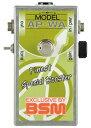 BSM AP-WA 新品 ミディアムゲイン トレブルブースター Booster Andy Powell,アンディパウエル,Wishbone Ash Effector,エフェクター