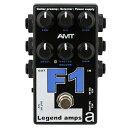 AMT Electronics F1 新品 オーバードライブ[AMTエレクトロニクス][Overdrive][Effector,エフェクター][F-1]