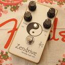 Hermida Audio Gold ZenDrive II 新品 オーバードライブ ハーミダオディオ ゴールド ゼンドライブ2 Overdrive Effector,エフェクター
