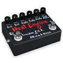 """【送料無料】Freedom Custom Guitar Research×AKIMA & NEOS """"Heat Engine"""" 新品 オーバードライブ [フリーダム][国産][ヒートエンジン][Overdrive][Effector,エフェクター]_otherfx"""