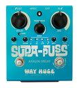 WAY HUGE Supa-Puss Analog Delay WHE-707 新品 アナログディレイ[ウェイヒュージ][WHE707][Effector,エフェクター]