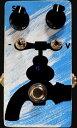 【ハンドメイド】JAM PEDALS WaterFall 新品 コーラスヴィブラート ジャムペダル ウォーターフォール Chorus,Vibrato,Wah エフェクター,Effector