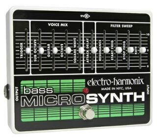 電次諧波低音微 Synth 新低音合成器 [stompbox] [microsynthe] [低音] [效應器和效應器]
