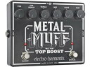 【正規品】electro-harmonix Metal Muff 新品 メタルマフ[エレクトロハーモニクス][Distortion,ディストーション][Effector,エフェクター]