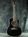 Epiphone Dave Navarro Signature 新品 エボニー[エピフォン][デイヴナヴァロ][レッドホットチリペッパーズ,レッチリ][Hummingbird,ハミングバード][Ebony,Black,ブラック,黒][エレアコ,Acoustic Guitar]