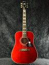【送料無料】Epiphone Hummingbird Artist Wine Red 新品[エピフォン][ハミングバードアーティスト][ワインレッド,赤][Acoustic Guitar,アコースティックギター,アコギ,Folk Guitar,フォークギター]