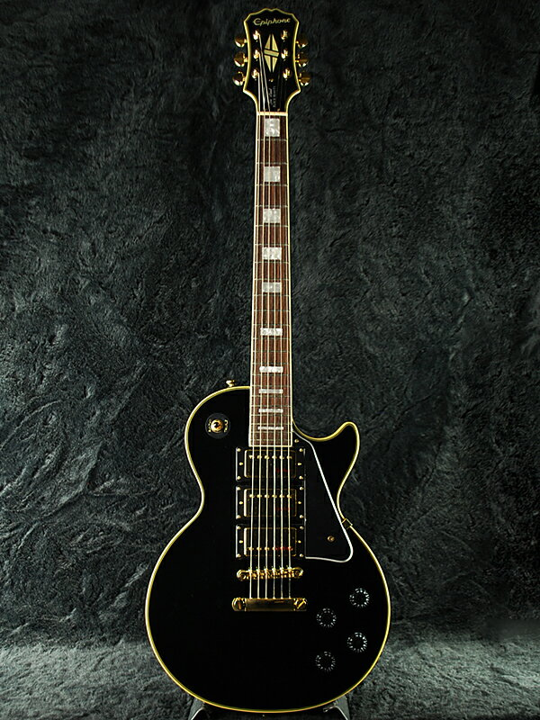 Epiphone Les Paul Black Beauty E Custom