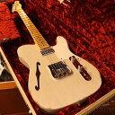 【中古】Fender Custom Shop ~2016 LIMITED EDITION~ ''CABALLO TONO LIGERO'' Heavy Relic -Dirty White Blonde- 2017年製[フェンダーカスタムショップ][ホワイトブロンド,白][TL,テレキャスター][Electric Guitar,エレキギター]【used_エレキギター】