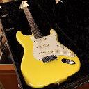 【中古】Fender Custom Shop MBS Custom Jeff Beck Stratocaster -Graffiti Yellow- by Todd Krause 2014年製[フェンダーカスタムショップ][ジェフベック][グラフィティイエロー,黄][ストラトキャスター][Electric Guitar,エレキギター]【used_エレキギター】