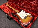 【中古】Fender USA 1977 Stratocaster -Sunburst / Maple- 1977年製[フェンダー][サンバースト][ST,ストラトキャスター][Electric Guitar,エレキギター]【used_エレキギター】_vtg