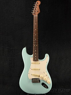 [中古]Fender USA Limited Edition American Standard Stratocaster with Rosewood Neck-Daphne Blue-2014年製造[擋泥板USA][美國標準][dafuneburu][sutoratokyasuta][Electric Guitar,電子吉他][used_電子吉他]