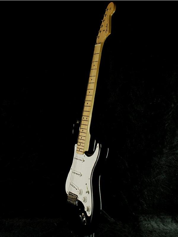 Fender USA American Vintage Series '56 Stratocaster 新品 ブラック[フェンダー][アメリカンヴィンテージ][ストラトキャスター][Black,黒][Electric Guitar,エレキギター] エントリー不要!!新品全品ポイント6倍!!6/16まで!!【大きい】