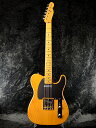 【ERNIE BALL4点セット付】【送料無料】Fender Japan Exclusive Classic Special 50s Telecaster VNT (旧型番:TL52/VSP) 新品 ヴィン…