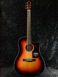 Fender CD-60CE Sunburst 新品[フェンダー][CD60CE][サンバースト][Electric Acoustic Guitar,エレアコ,アコギ,アコースティックギター,Folk Guitar,フォークギター]