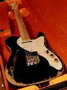 【中古】Fender Custom Shop TBC 1969 Telecaster Thinline Heavy Relic -Black- 2012年製[フェンダー][カスタムショップ][シンライン][ブラック,黒][テレキャスター][Electric Guitar]【used_エレキギター】