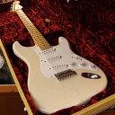Fender Custom Shop MBS Eric Clapton Signature Stratocaster 039 039 Journeyman Relic 039 039 -White Blonde- by Todd Krause CZ531564 新品 フェンダーカスタムショップ エリッククラプトン ストラトキャスター ホワイトブロンド,白 Electric Guitar,エレキギター