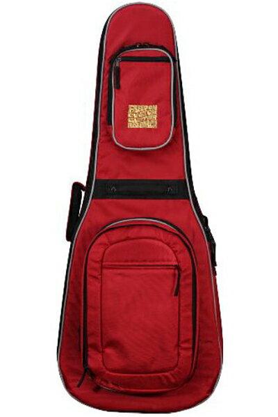 【送料無料】Freedom Custom Guitar Research Transporter Bag Series Red Bird for Guitar SP-GB-03 新品[フリーダム][国産][レッド,赤][ギター用ギグバッグ,Electric Guitar][Gig Bag]