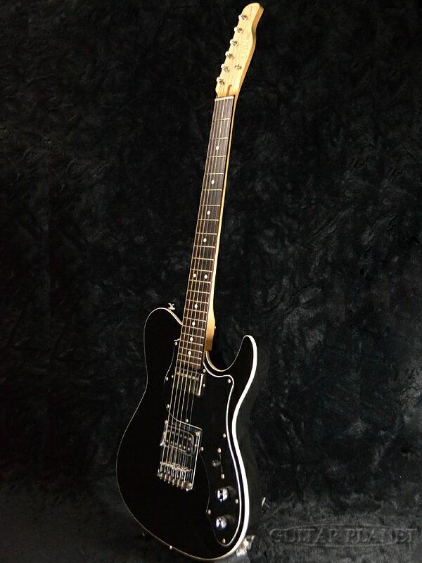 FgN(FUJIGEN) JIL-AL-R-HH BK 新品[フジゲン,富士弦][国産/日本製][Black,ブラック,黒][Telecaster,テレキャスタータイプ][Electric Guitar,エレキギター] エントリー不要!!新品全品ポイント6倍!!6/16まで!!鋭い