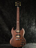 【送料無料】Gibson SGJ 2014 Chocolate Satin 新品[ギブソン][艶消し][チョコレートサテン,茶色][Electric Guitar,エレキギター]