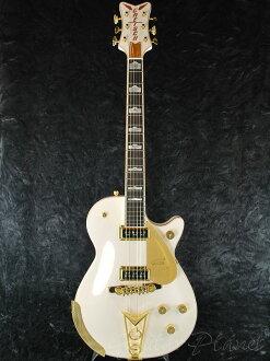 Gretsch G6134 白企鵝全新白色企鵝 [Gretsch] 和 [斯邁克,電吉他,電吉他