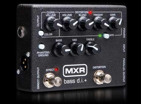 MXR Bass DI M80 Mxr_bass_di_m80
