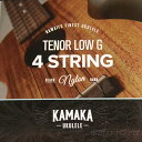 【お得3セット】Kamaka S-3G TENOR ウクレレ弦 Low-G (巻弦)[カマカ][テナー][Ukulele][弦,String][S3G]