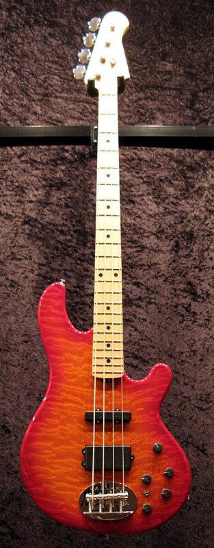 Lakland SL4-94 Deluxe C.BST/M サンバースト 新品 [レイクランド][デラックス][Sunburst][エレキベース,Electric Bass] エントリー不要!!新品全品ポイント6倍!!6/16まで!!