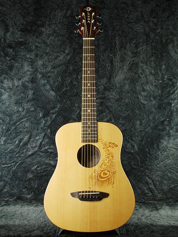 luna saf hen guitare acoustique