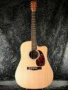 【送料無料】Martin DCPA5K 新品[マーチン][Fishmanピックアップ搭載][Electric Acoustic Guitar,アコースティックギター,エレアコ]