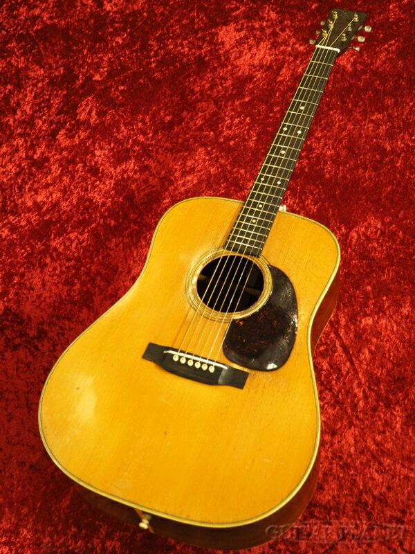 【中古】Martin D-28 1956年製[マーチン][Natural,ナチュラル][D28][アコギ,Acoustic Guitar,フォークギター,folk guitar]【used_アコースティックギター】