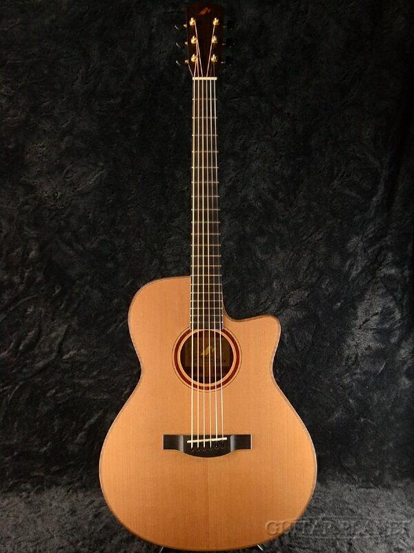 【送料無料】Morris HAND MADE PREMIUM S-92III 新品 ナチュラル[モーリス][国産][Sシリーズ][Natural,木目] [Acoustic Guitar,アコースティックギター,Folk Guitar,フォークギター,アコギ]