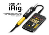 iRig IK Multimedia ����[AmpliTube][iPhone][iPod Touch][iPad][�������إåɥۥ󥢥��,Guitar Headphone Amplifier][���ե�������,Effector][�����ꥰ]