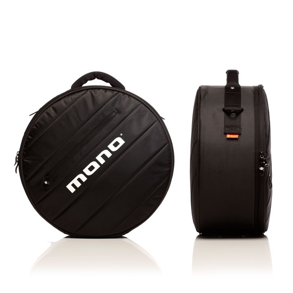【送料無料】MONO M-80 SN Jet Black 新品 ドラムスネア用ギグバッグ[モノ][ブラック,黒][Drum Snare][Gig Bag]
