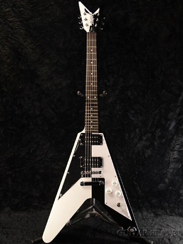 【送料無料】Dean Michael Schenker Signature Retro 新品[ディーン][マイケルシェンカー][レトロ][Flying V,フライングVタイプ][Electric Guitar,エレキギター]