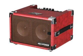[Phil Jones] 由 Phil 鐘斯幼崽 II AG-150 品牌新紅攜帶吹袋用紅色,紅色的聲學放大器 [組合,組合放大器]